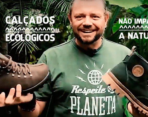 Richard Selvagem e a Linha ECO de calçados da Macboot