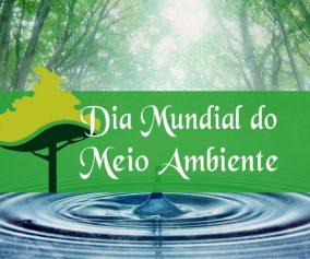 Dia Mundial do Meio Ambiente - Acabe com a Poluição Plástica