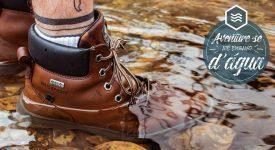 Bota 100% à prova d'água | conheça a Linha Macboot Waterproof