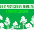 Dia da Proteção das Florestas: | #SalveAsFlorestas