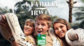 A Família Irwin estreia série sobre preservação ambiental no Animal Planet